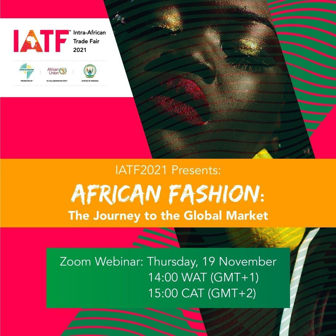 Intra-African Trade Fair  IATF2021