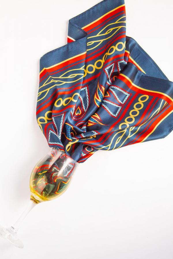 Toghu Silk Scarf