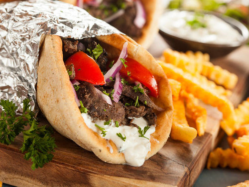 WHAT IS A GYRO?