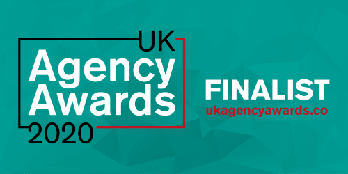 UK Agency Awards 2020 - Finalist Social Graphic