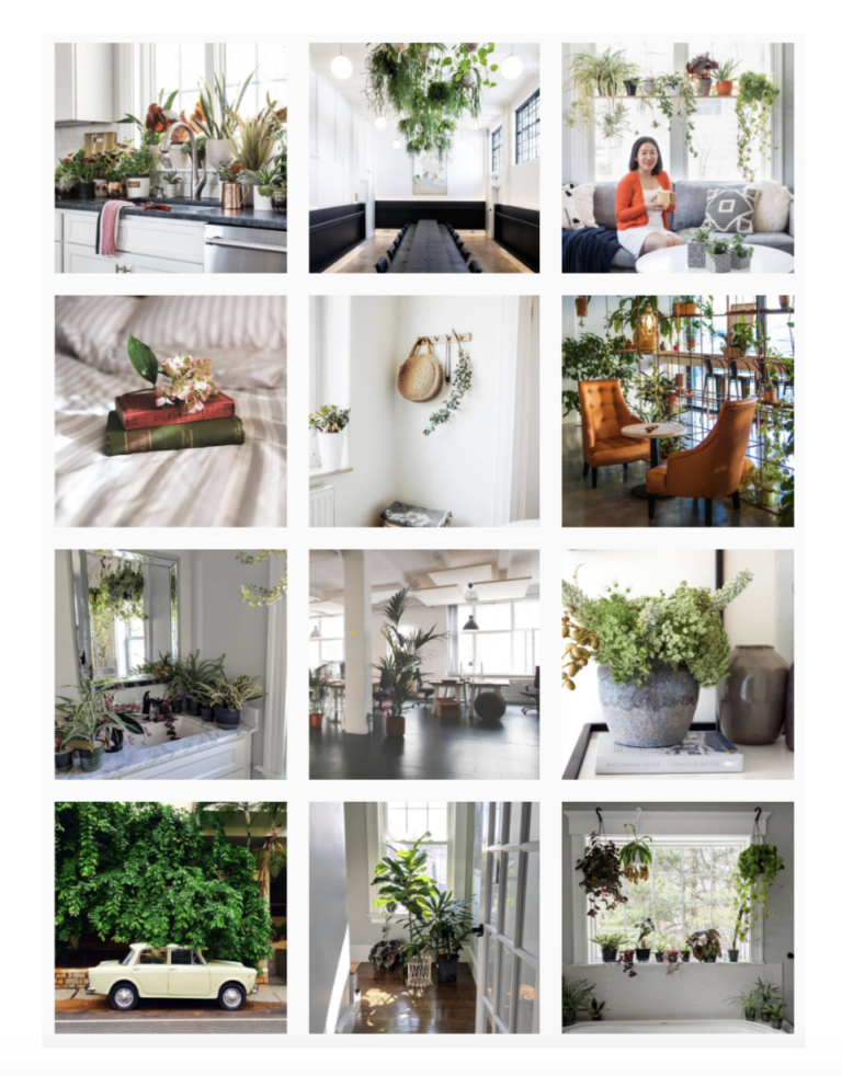 instagram case study new feed look and feel
