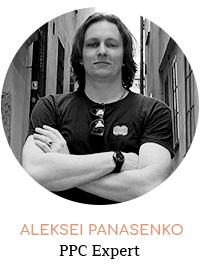 Aleksei Panasenko Headshot