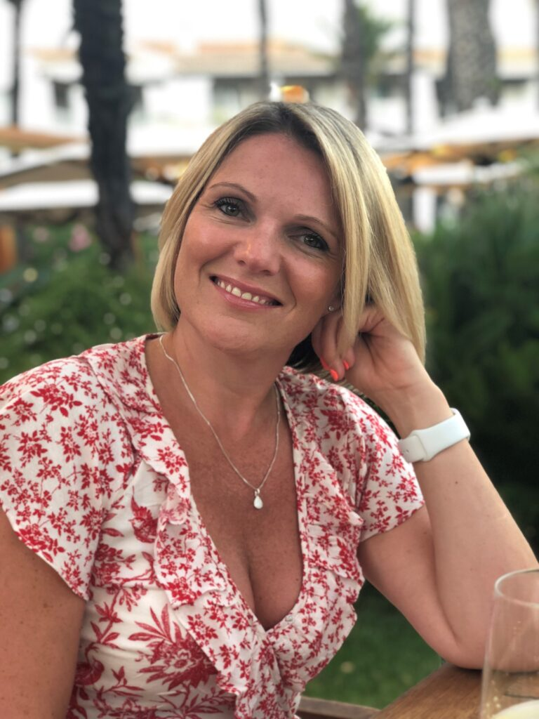 Amy Gallagher transformational coach and healer