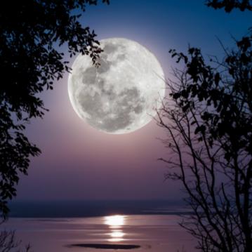 full moon may