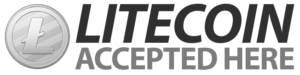 Litecoin accepted here - tip jar