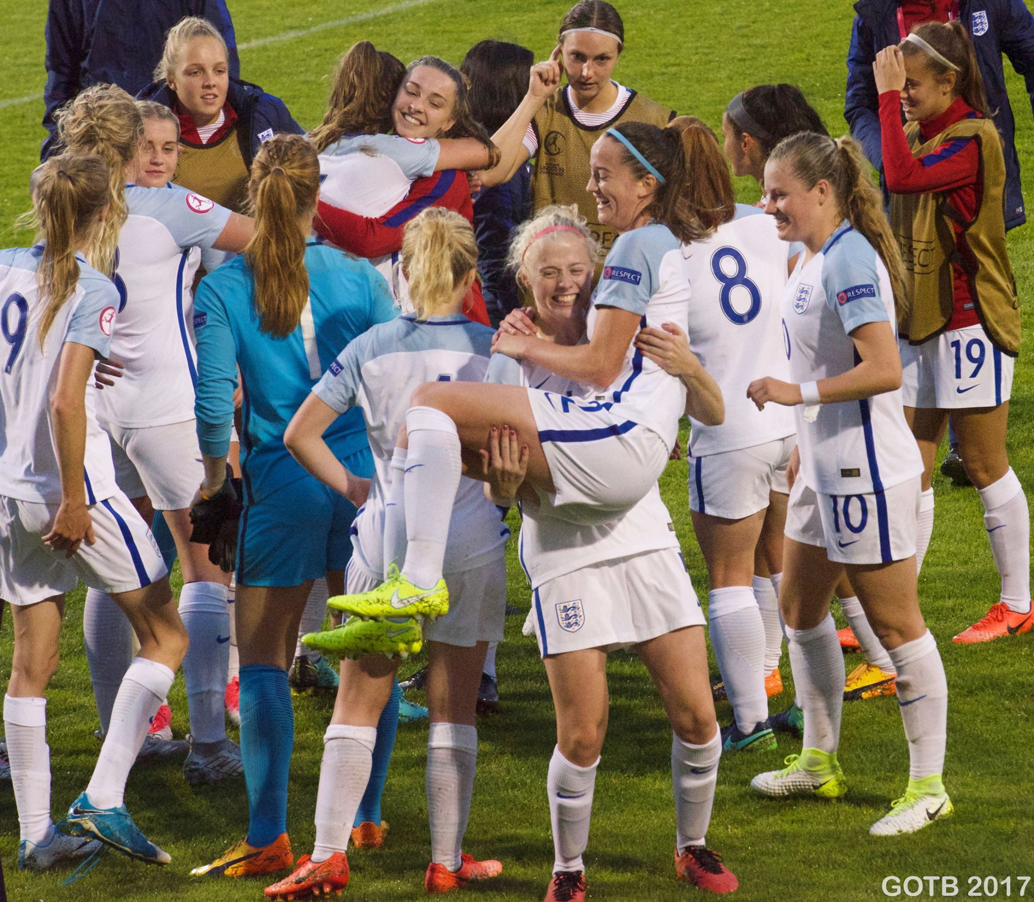 England U19s v Scotland, U19 Euro 2017