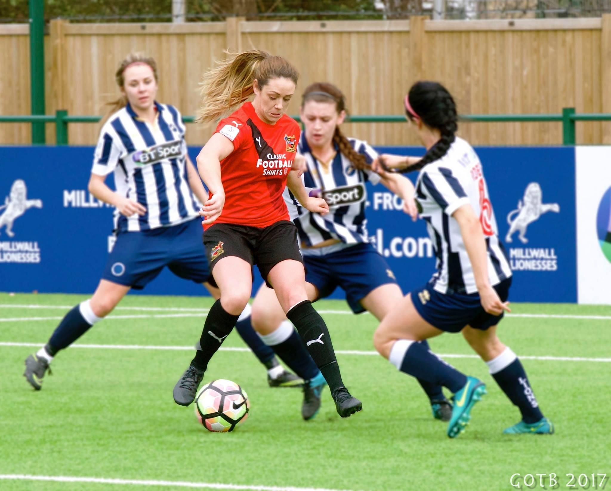 Millwall Lionesses v Sheffield FC, FAWSL 2