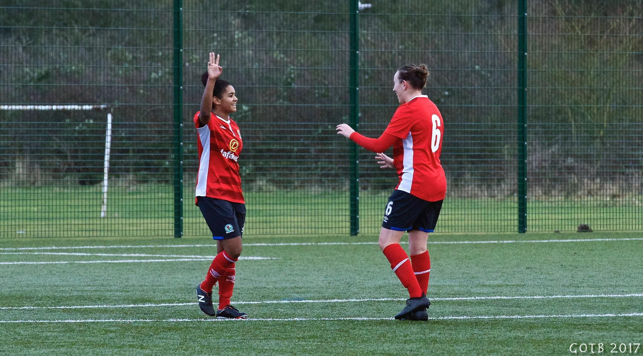 Leicester City v Blackburn Rovers, FAWPL Northern