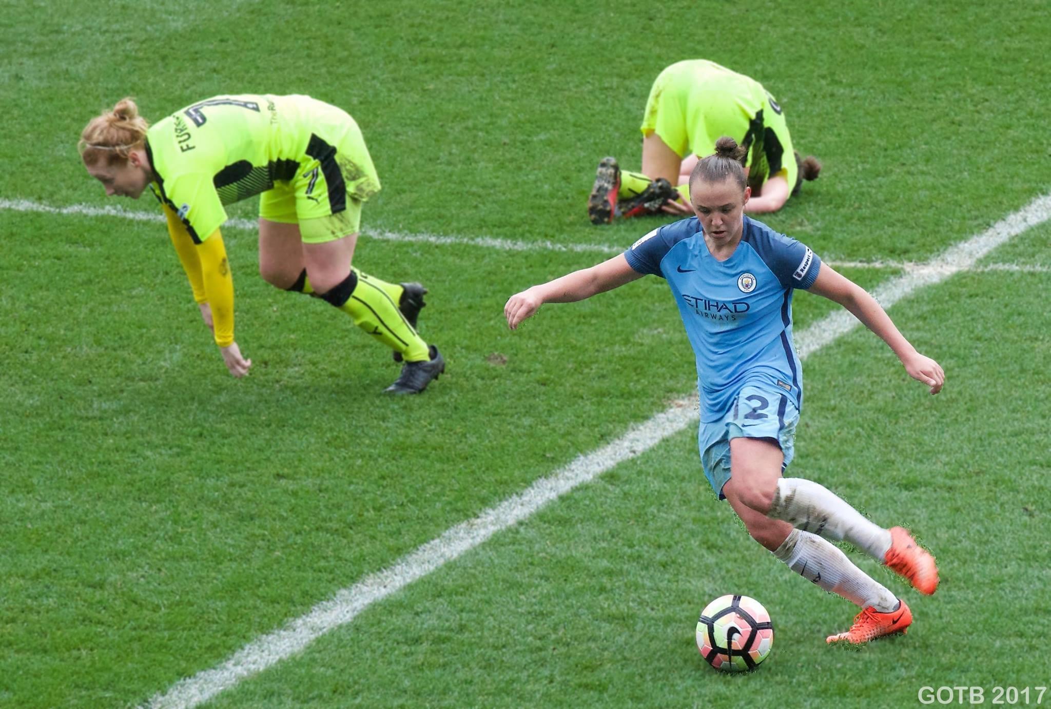 Manchester City v Reading, FAWSL 1