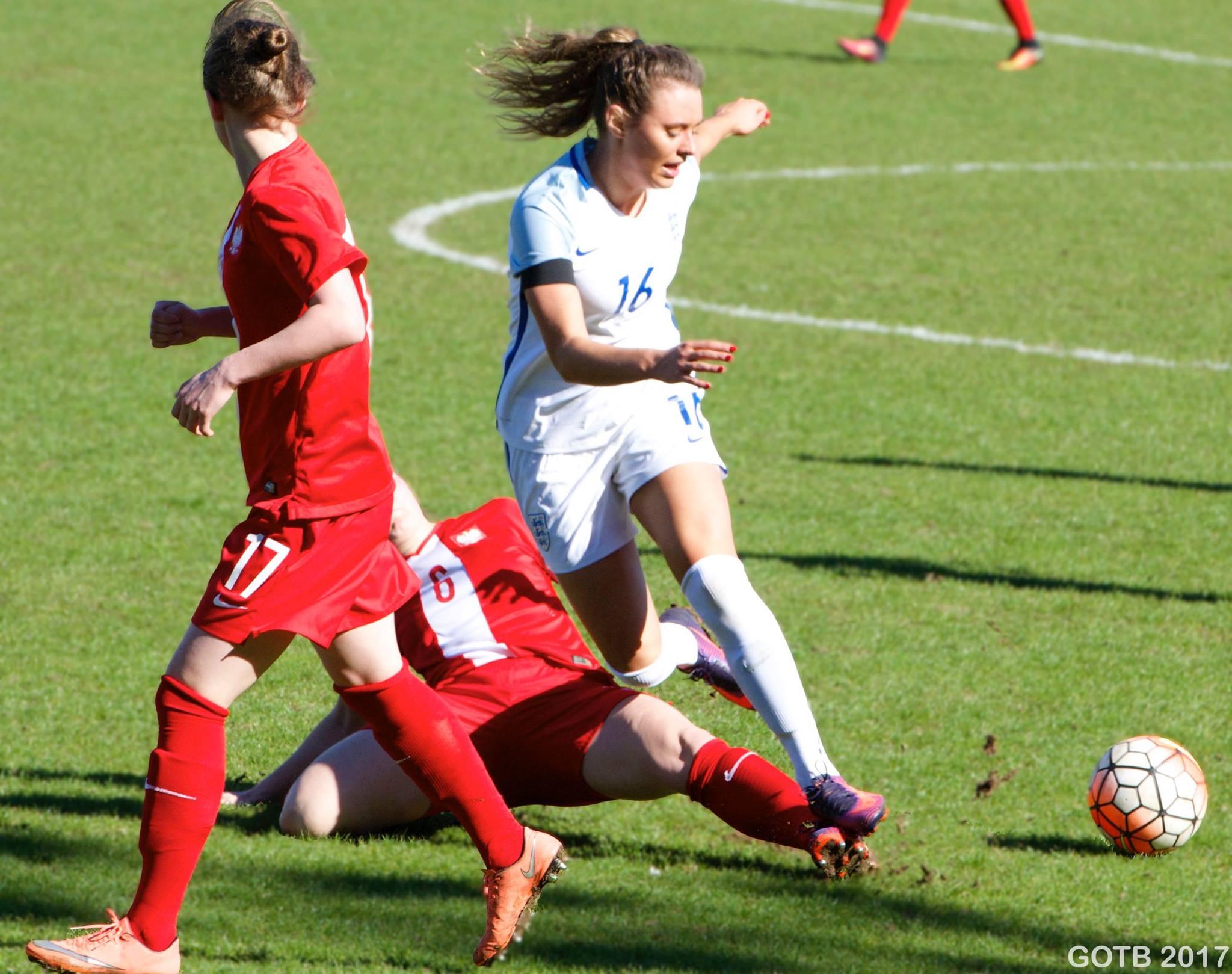 England U17s v Poland, Euro 2017 Elite Round Qualifying