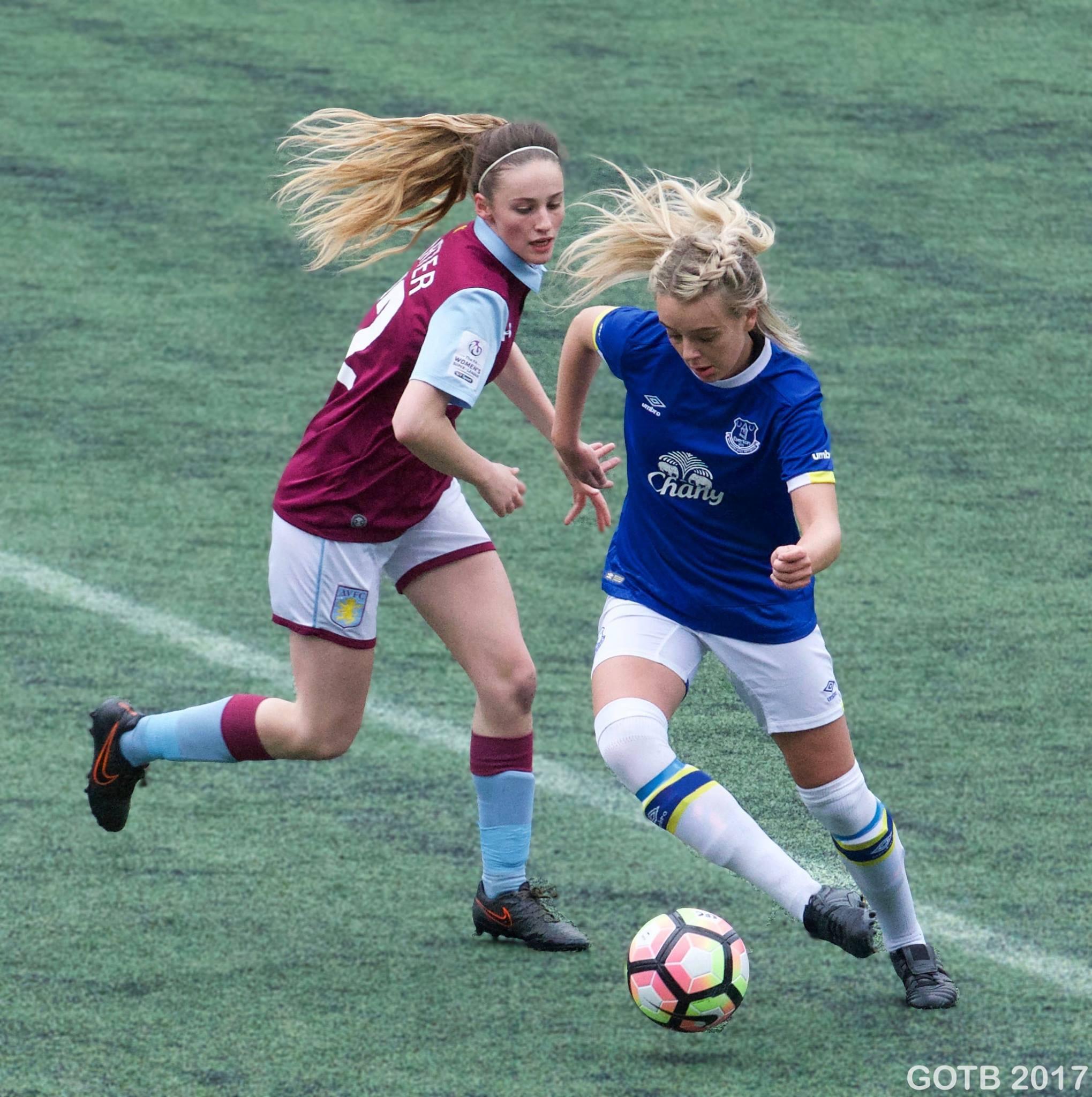 Everton v Aston Villa, FAWSL 2