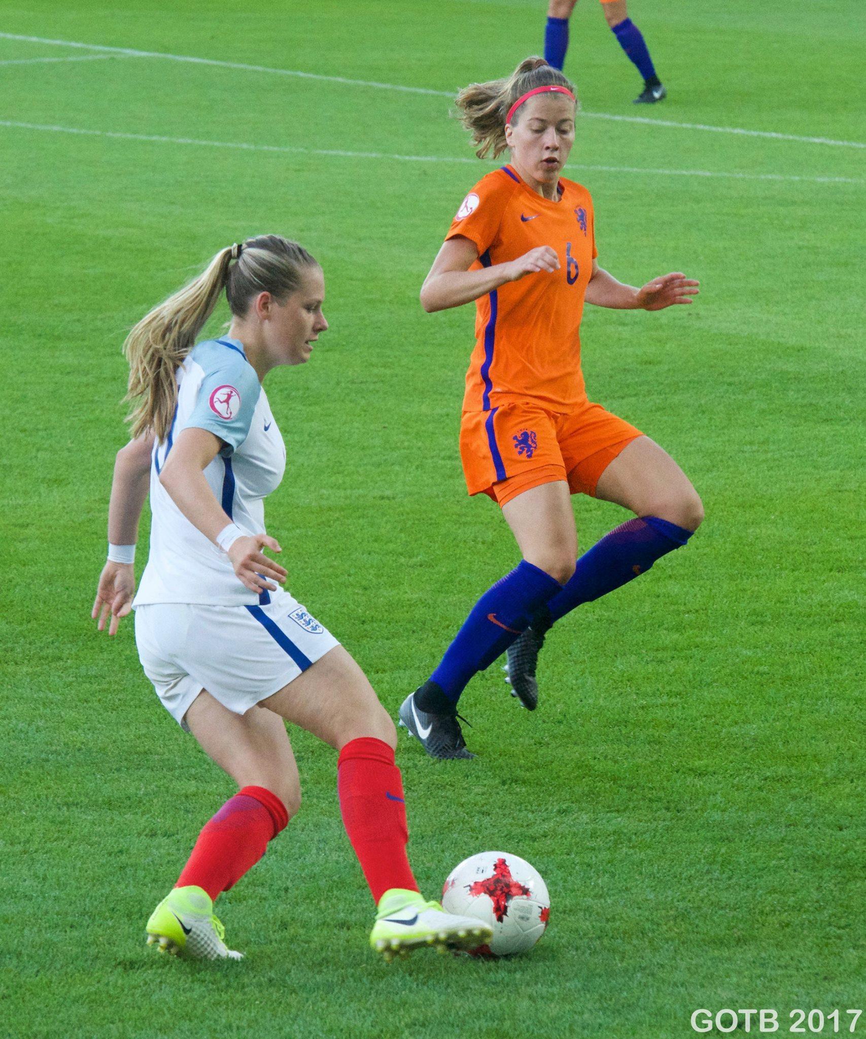 England U19s v Netherlands, U19 Euro 2017