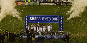 She Believes Cup