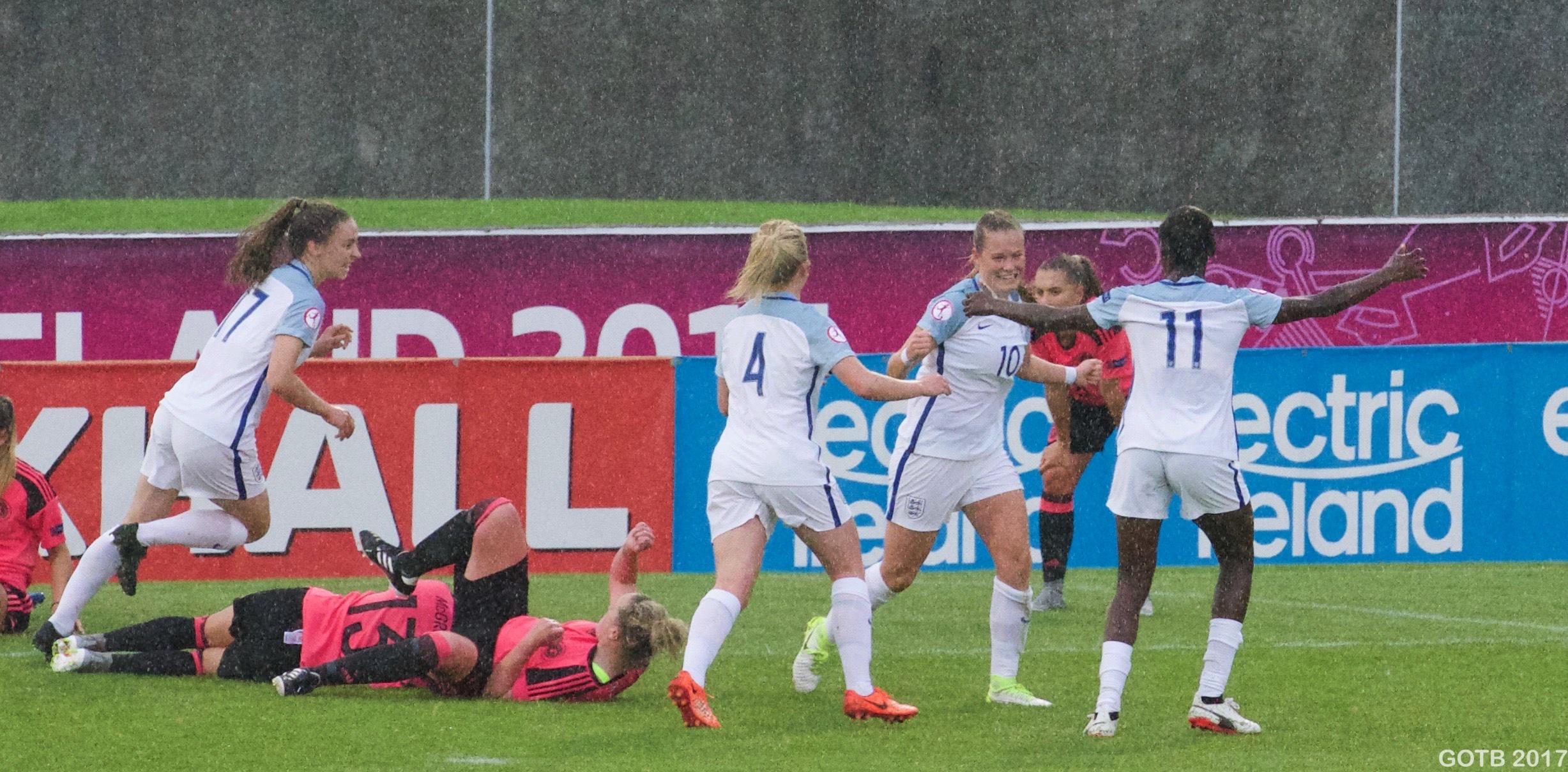 England v Scotland, U19 Euro 2017