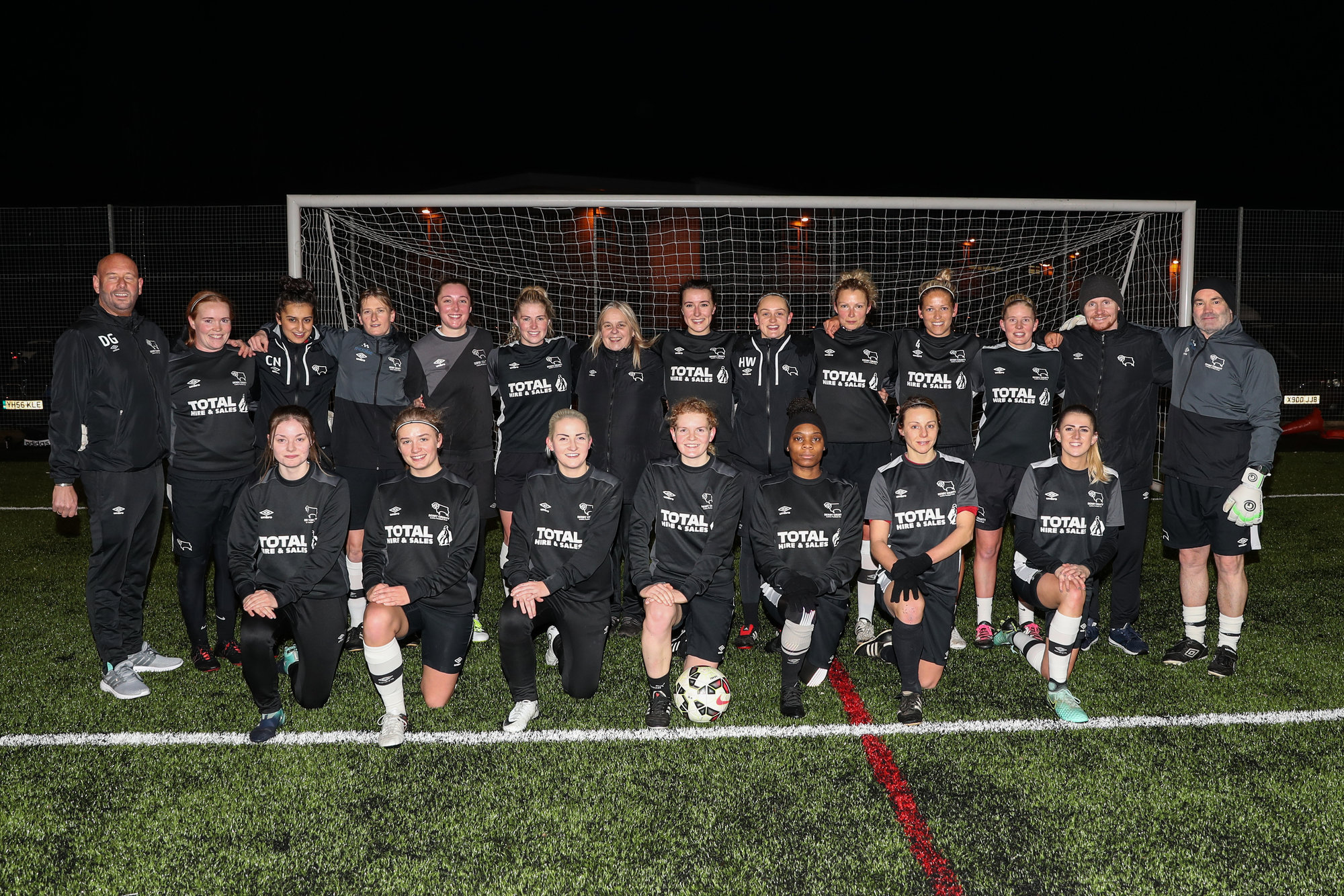 Derby County Ladies FC