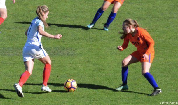 England U19's, Algarve Tournament