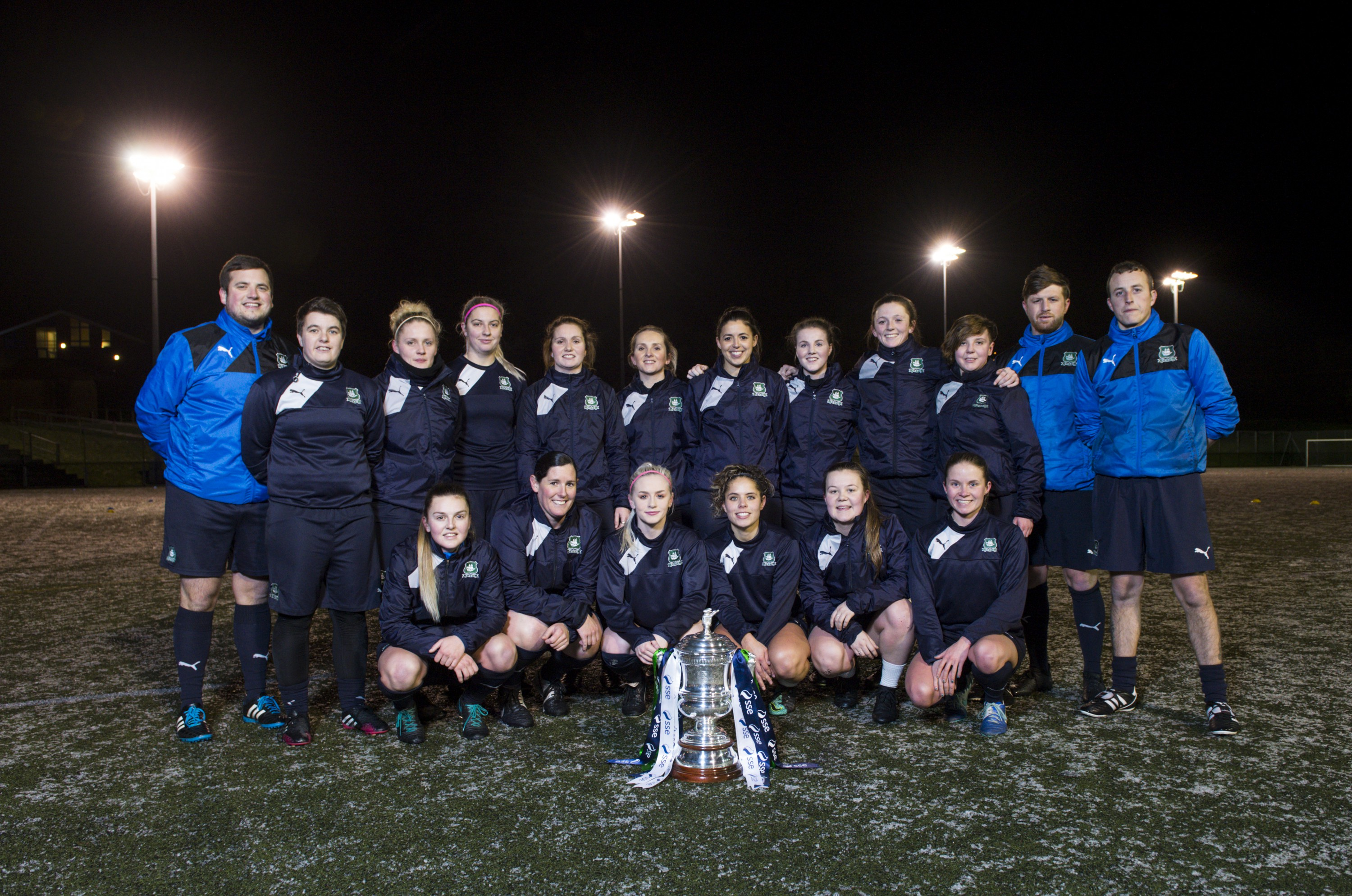 The SSE Women's FA Cup Final will take place at Wembley Stadium connected by EE on Saturday 5 May, 2018. Kids go free and tickets available on www.thefa.com/tickets