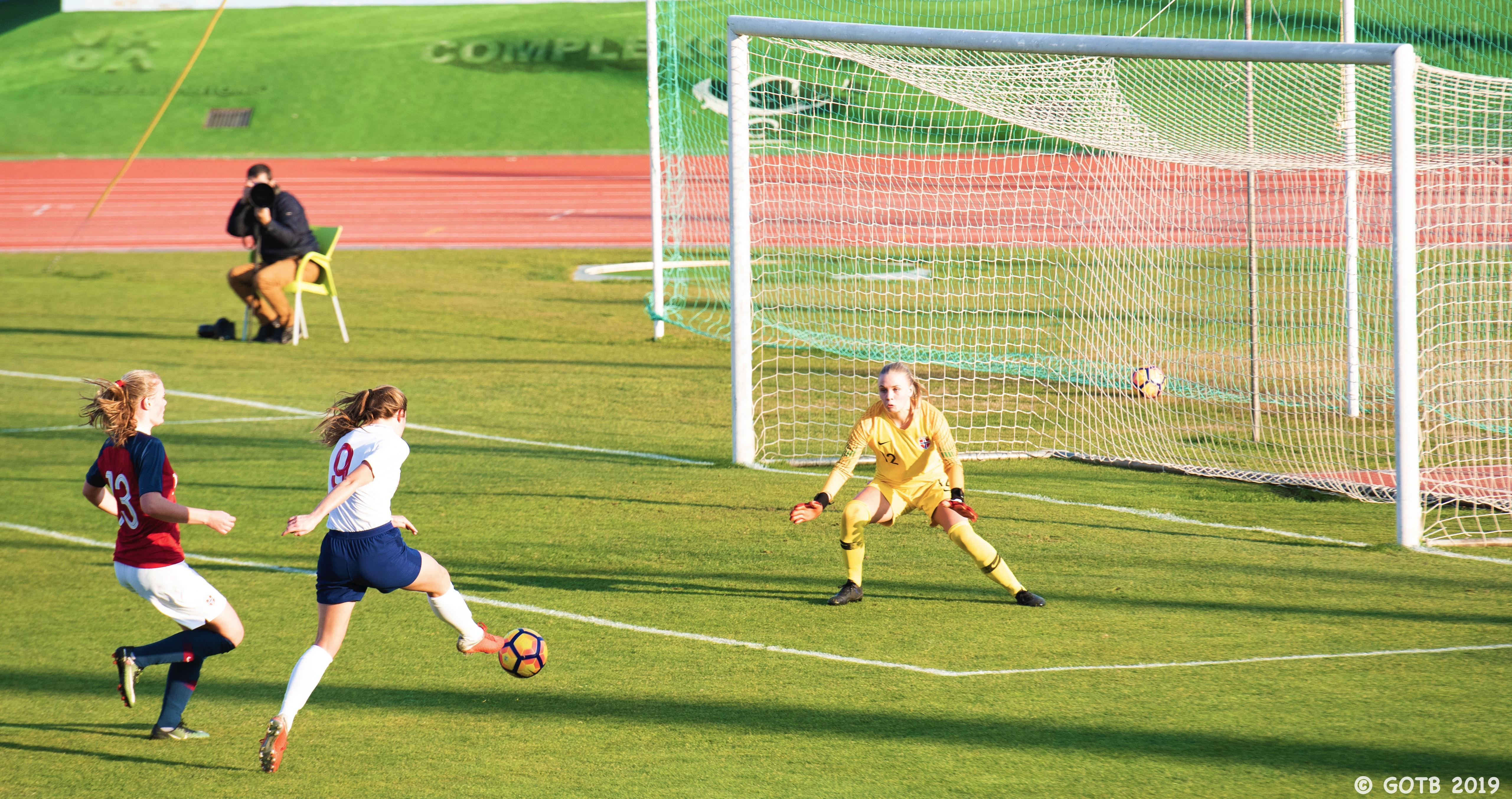 England U19s, Algarve Tournament