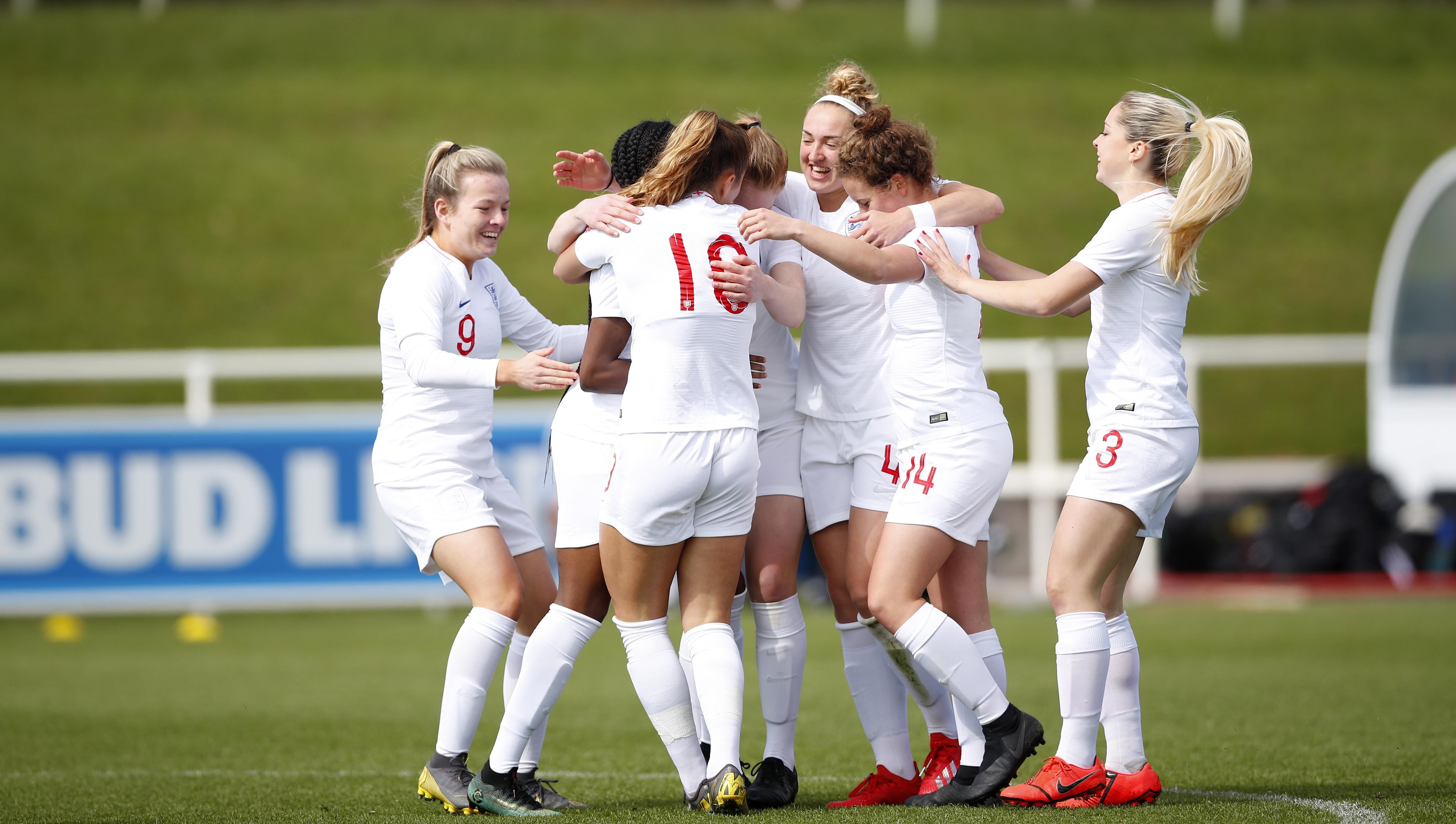 England U19s vs Sweden, 2019 U19 Elite Round
