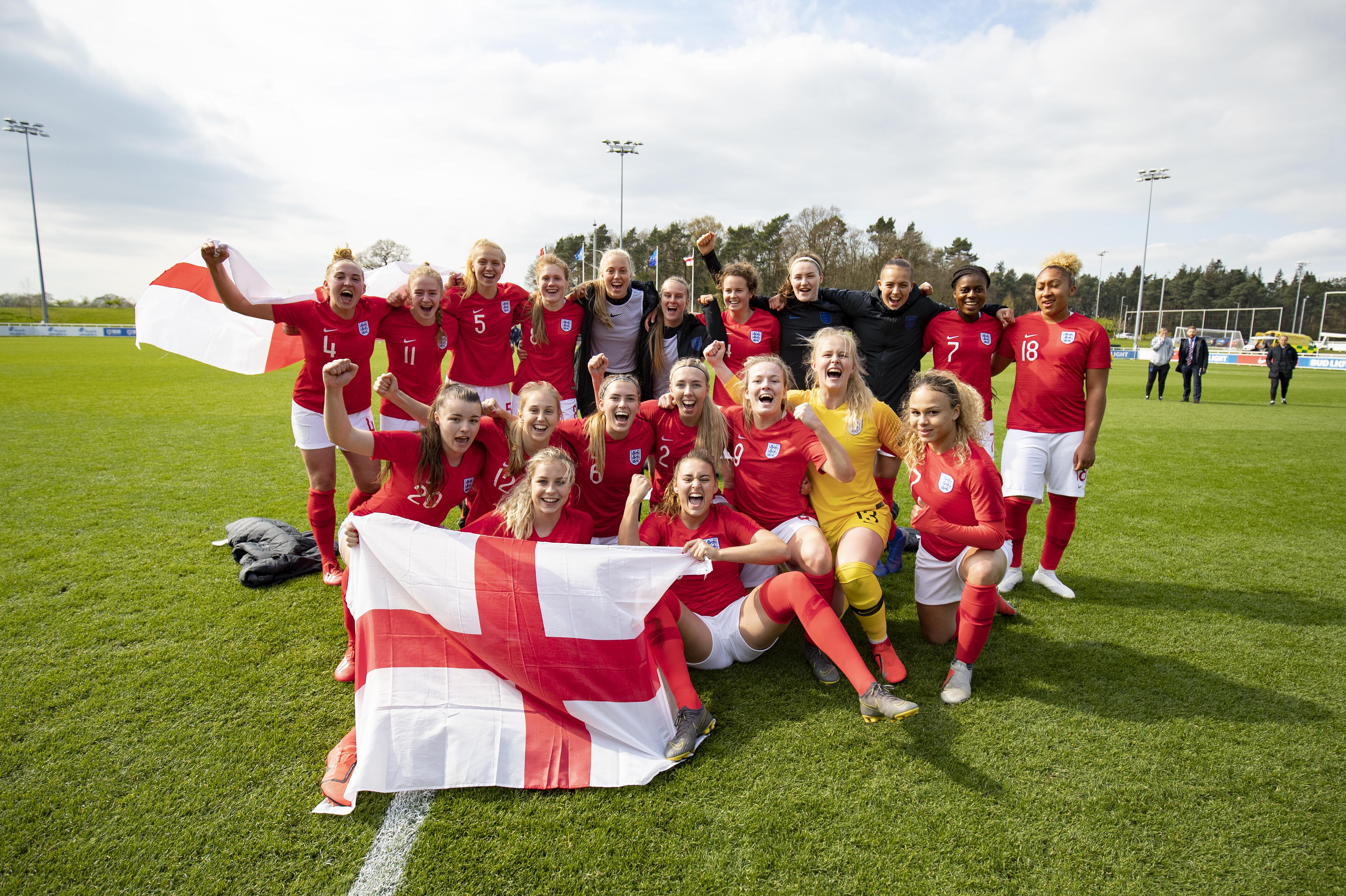 England U19s vs Italy, 2019 U19 Elite Round
