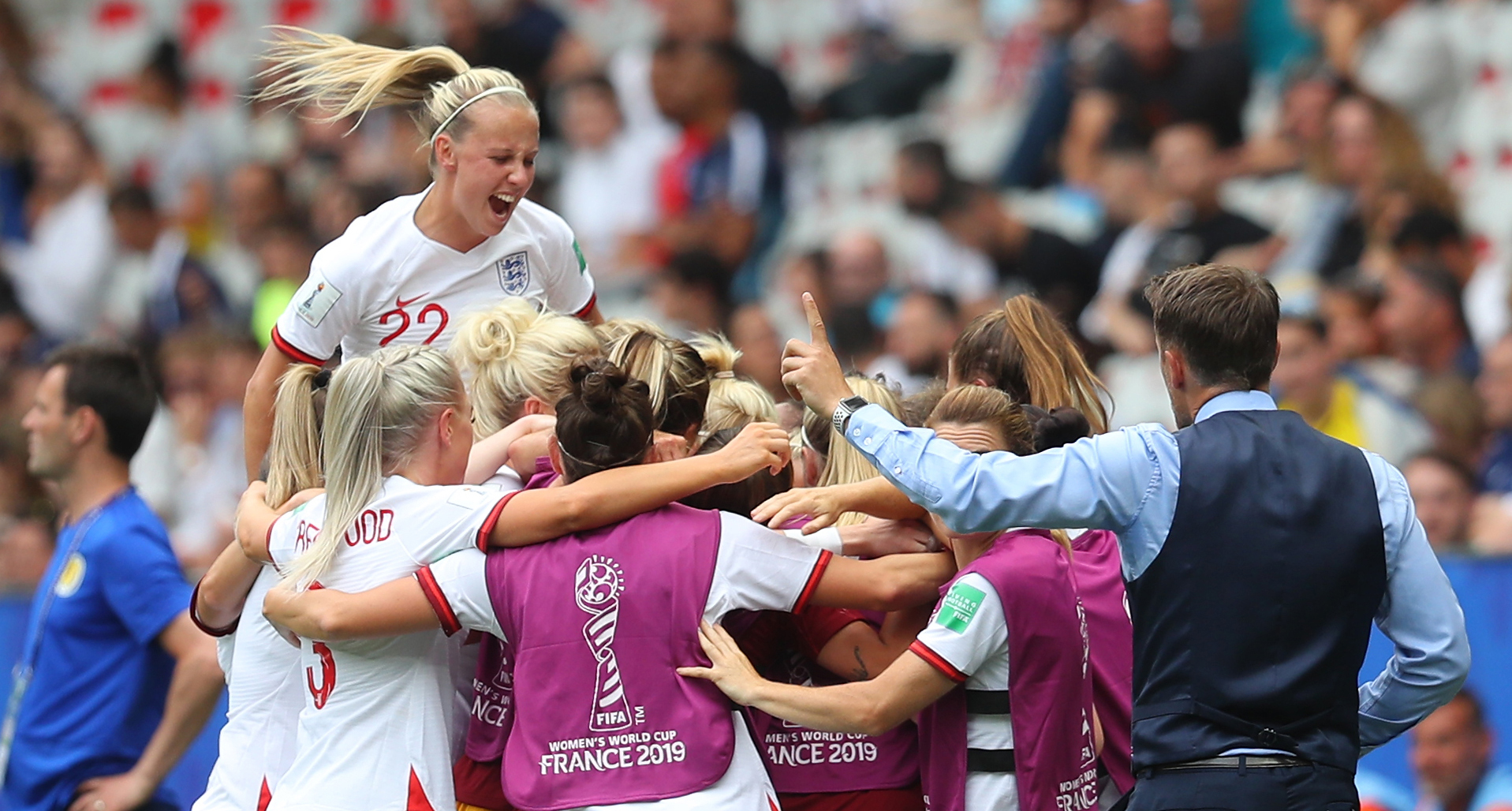 England Women v Scotland Women2019 FIFA Women's World Cup
