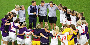 Lionesses v Norway