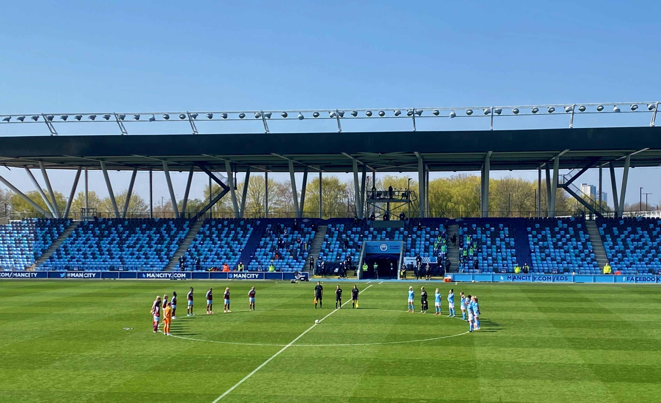 Manchester City v Aston Villa, FA Cup