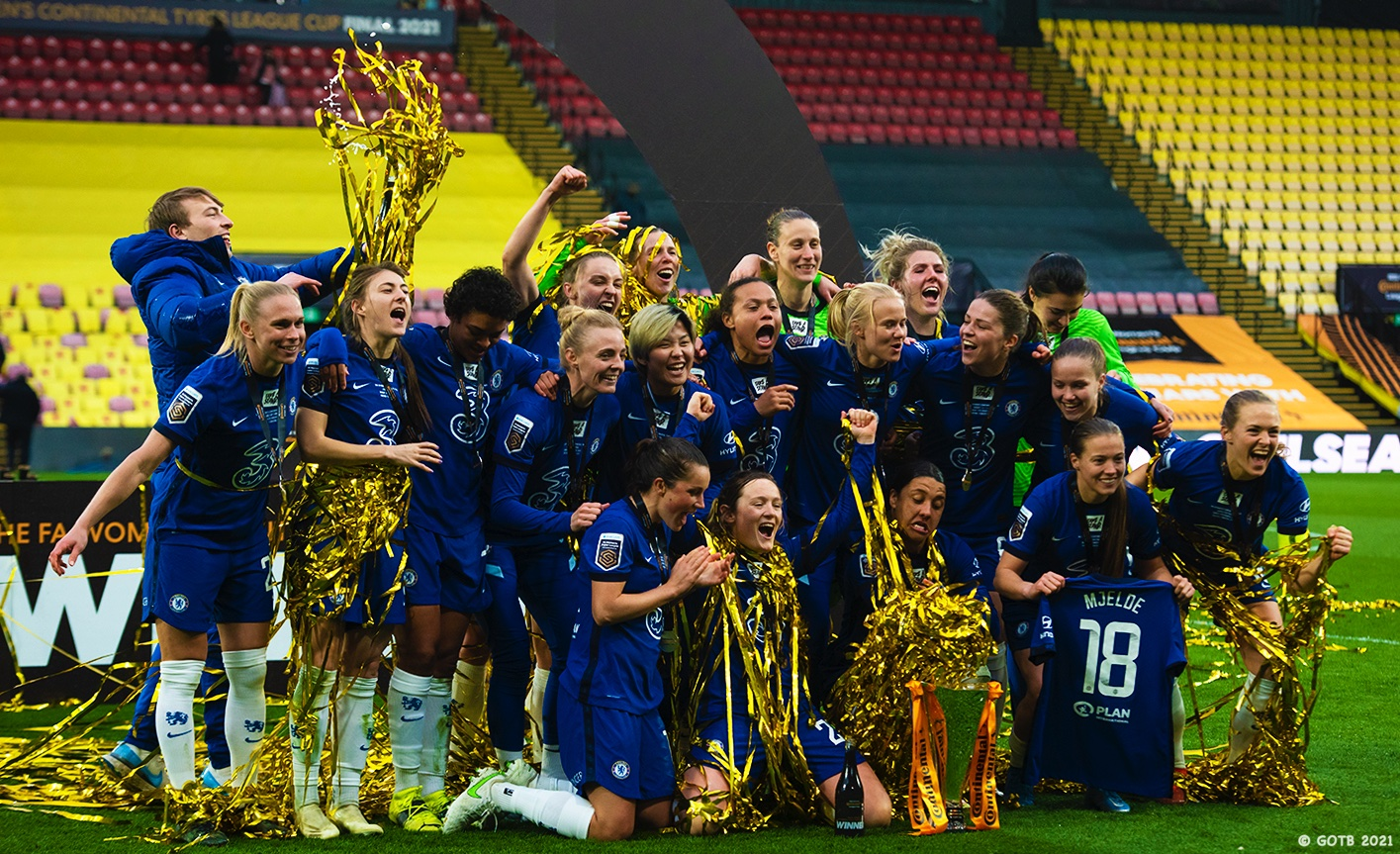 Chelsea, Continental Cup Final 2021