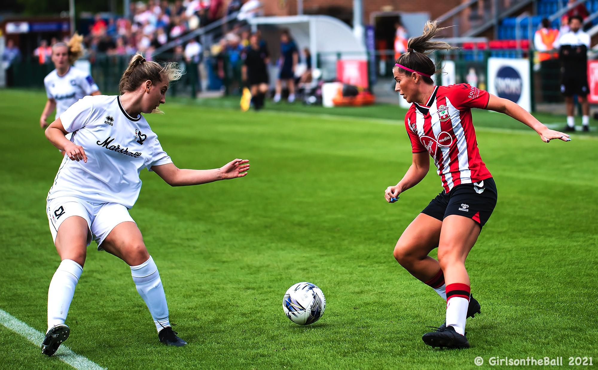 Southampton FC v MK Dons, FAWNL Southern Premier