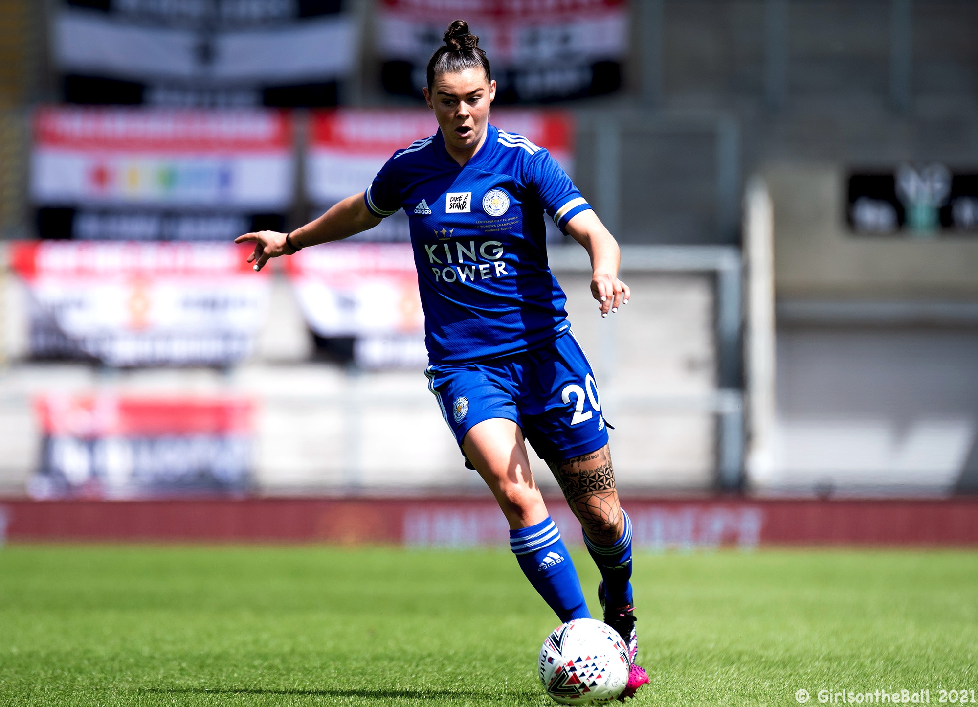 Natasha Flint, Leicester City
