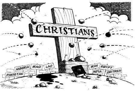 Christian persecution in the modern age