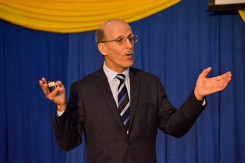 Pastor Doug Batchelor at the National Arena in Kingston Jamaica – 31 Jan 2015