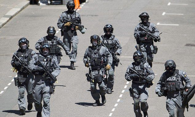 Operation Temperer – Secret plan to put 5000 armed troops on streets of Britain