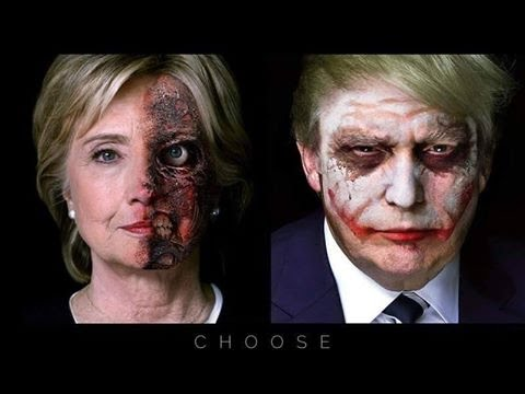 Satanic agencies behind Hilary Clinton and the new USA President Donald Trump