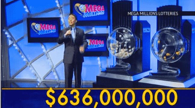 €1 billion Mega Millions lottery prize won in michigan
