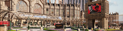 The Londoner in Macau ready in 2021?