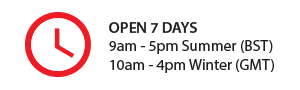 Errington Reay Opening Times