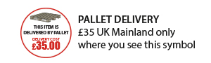 Errington Reay Pallet Delivery