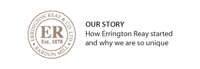 Errington Reay Our Story