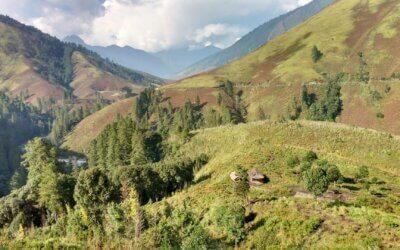 Anini Trek Starting from Dibrugarh   Meet the Idu Mishmi Tribe