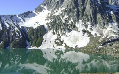 Kashmir Treks to the great Lake