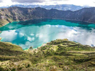 Ecuador Lake