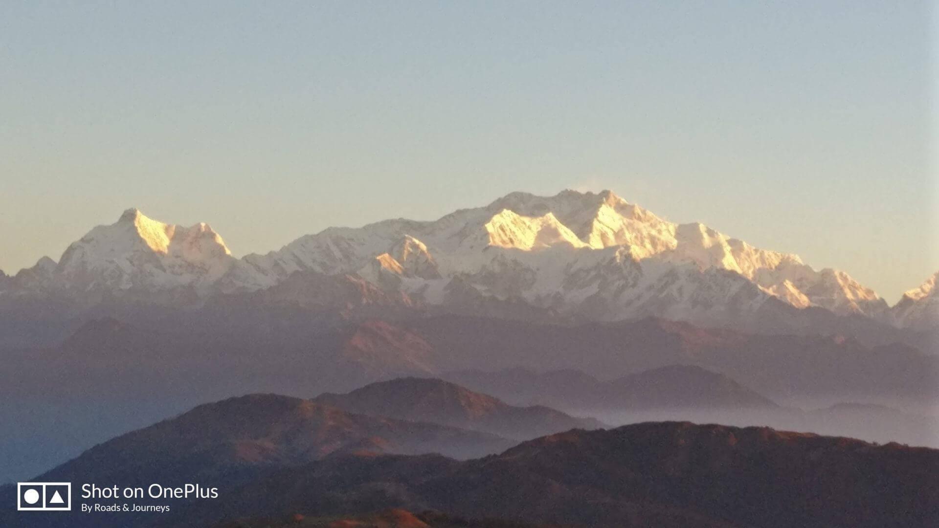Bagdogra, Kanchenjunga, Sandakphu