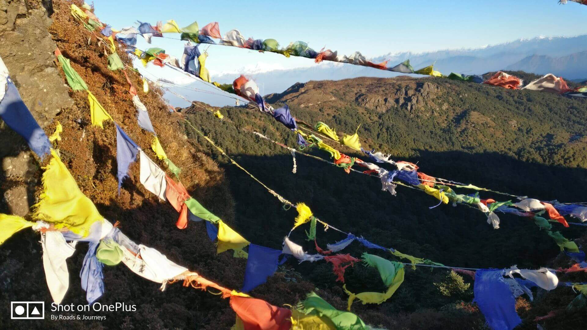t's the only Indian trek where you can see Everest and Kanchenjunga.   Bagdogra