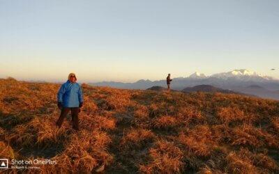 Sandakphu trek   View of Kanchenjunga   Starting from Bagdogra