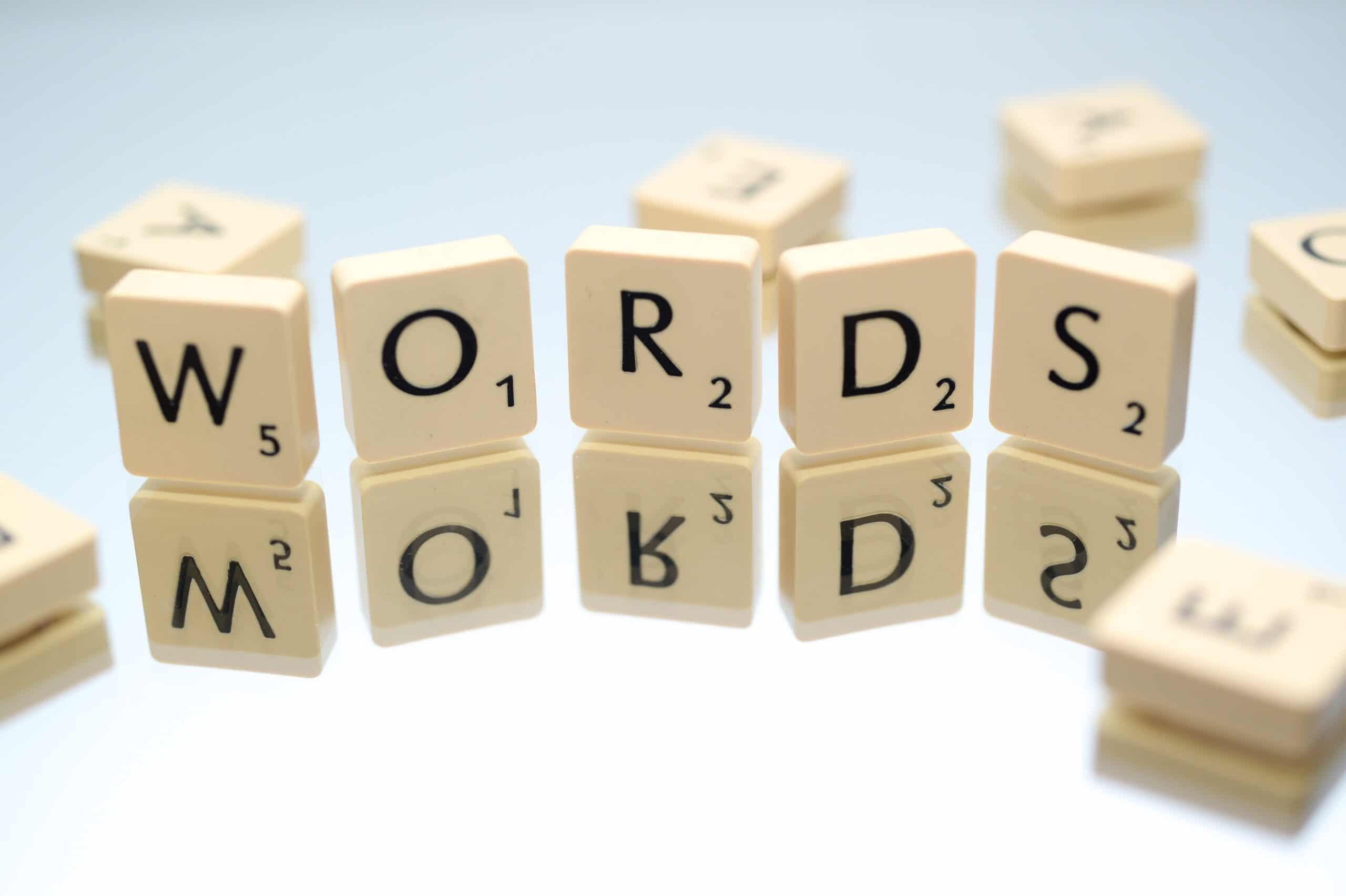 Die Macht der Worte