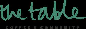 The Table Logo Green