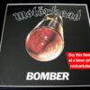 Motorhead Autographed Vinyl Single