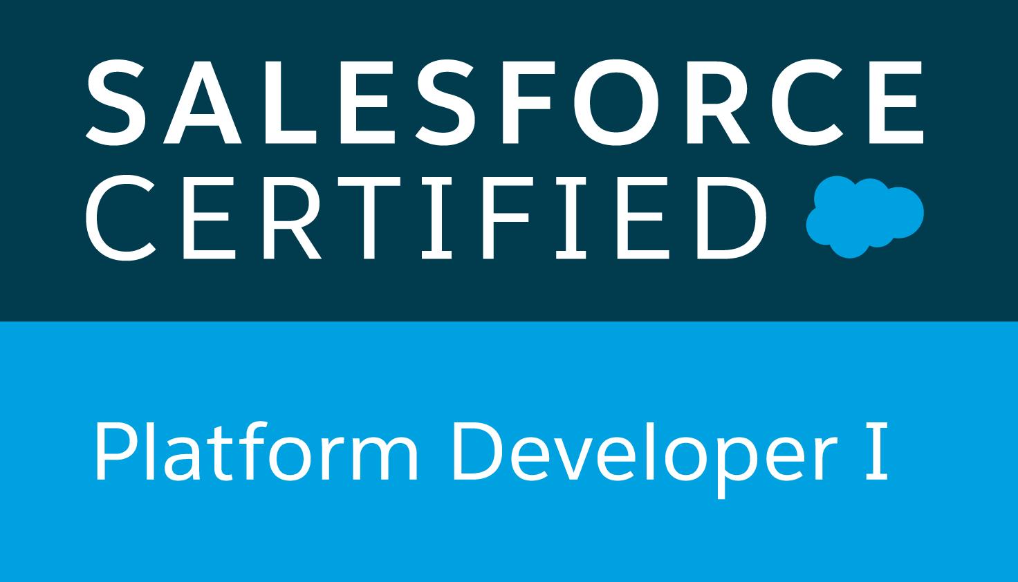Platform Developer 1