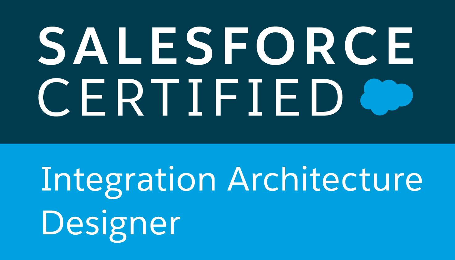 Integration Architecture Designer